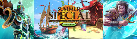 Summer Special 2016 Last Chance head banner
