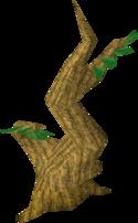 Scrapey tree