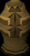 Accursed urn (nr) detail
