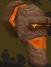 Lava titan chathead