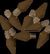 Arrowheads detail