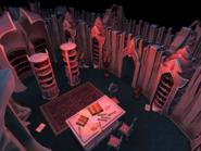 Castle Drakan library