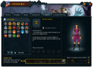 Powers (Prayers) interface