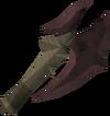 Promethium battleaxe detail