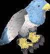Saradomin bird pet