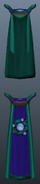 Divination cape winner front and back