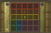 Puzzle box guide 5x5