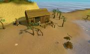 Thurgo's hut