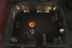 Pickaxe-Is-Mine interior