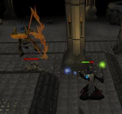 Fighting elemental