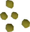 Sunchoke seed detail