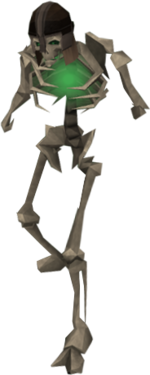 Undead One (Skeletal)
