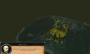 TempTrek SwampCreature