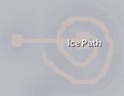 Ice Path map