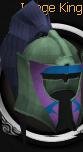 Adamant helm (h2) chathead