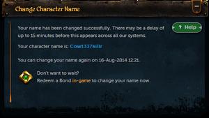 Display name interface2