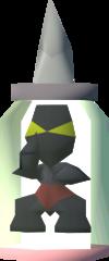 Ninja impling jar detail
