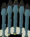 Onyx bolts detail