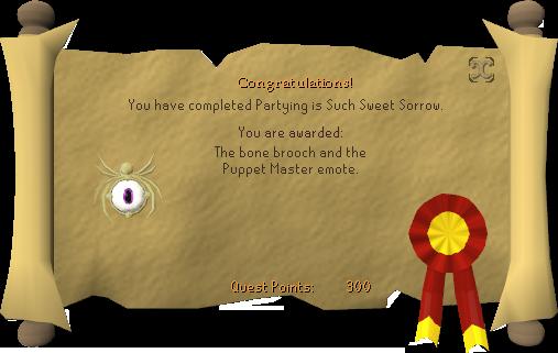 2010 Hallowe'en event reward