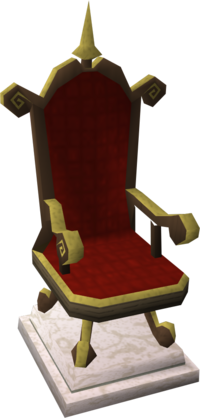 Gilded throne2