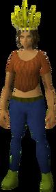 Chompy bird hat (expert dragon archer) equipped