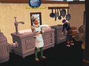 Cooking terrible pie