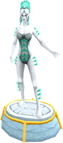 Statue of Seren