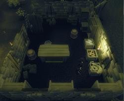 Aurel's Supplies interior