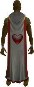 Constitution cape (t) equipped