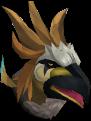 Armadyl (Third Age) chathead