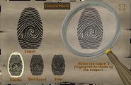 HAM fingerprint