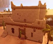 Sorceress's house