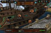 Shipyard interface