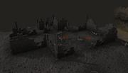 Clan Wars ruins