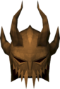 Corrupt dragon helm detail