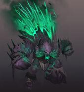 Tuska beast master concept art