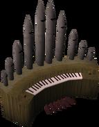 Church organ seers