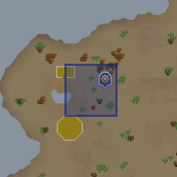 Archaeologist location