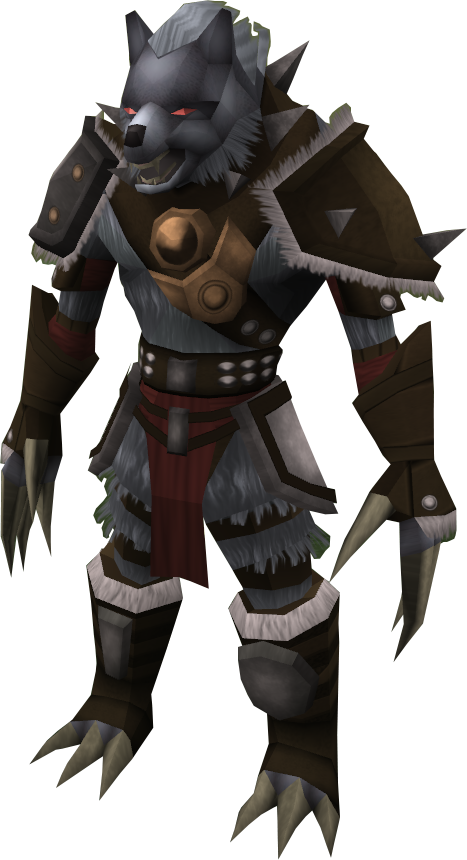 Zamorakian werewolf | RuneScape Wiki | FANDOM powered by Wikia