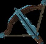 Rune crossbow detail