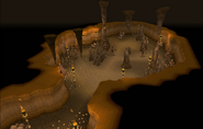 Edgeville Dungeon Wilderness warriors