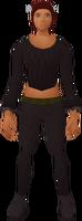 Frilled Sleeves (female)