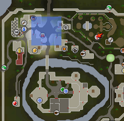 Falador skirmish location