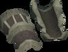 Mercenary's gloves detail