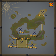 Isla Anglerine map interface