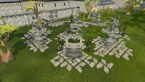 Varrock stone circle