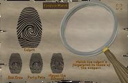 Party Pete fingerprint