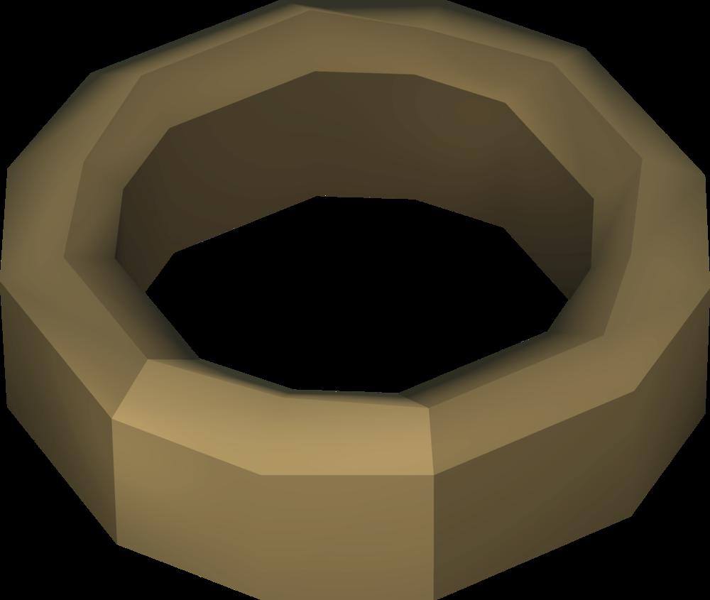 Explorer's ring 1 detail