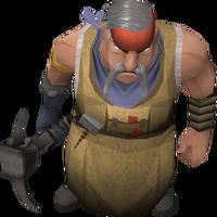 Dwarven Miner (Doric & Son)