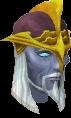 Saradomin chathead